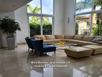 Escazu luxury home sale $649.000 / 5 bedrooms.