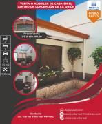 ESTUPENDA CASA APTA PARA RESIDENCIA O COMERCIO / GREAT HOUSE SUITABLE FOR RESIDENCE OR COMMERCE