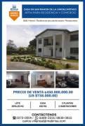 LINDA CASA BARROCO PARA COMERCIO O RESIDENCIA / BEAUTIFUL BAROQUE HOUSE FOR COMMERCE OR RESIDENCE