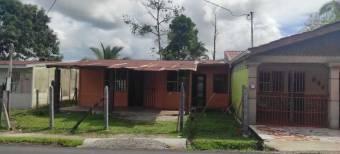 Bonita casa familiar Ubicada en Guácimo, En Venta.  CG-20-1802