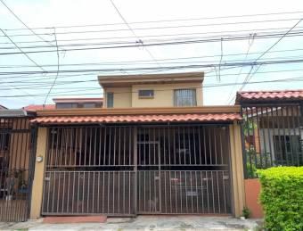 Moderna casa familiar Ubicada en ALAAlajuelaCentro, En Venta.  CG-21-1889