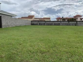CG-20-1139.  Exclusivo Terreno plano con 550Mts2  en Venta.  En ALAAlajuelaCentro.