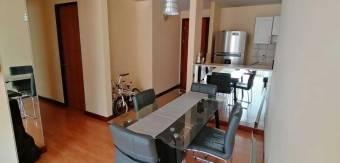 se alquila bonito apartamento en la Uruca con facil aceso 20-1661