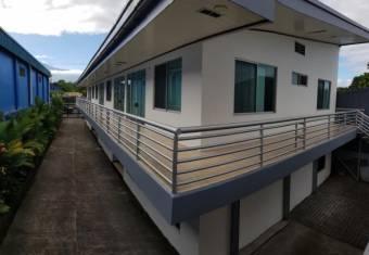 CG-20-1634.  Exclusivo Edificio con 10 Apartamentos  en Venta.  En Guápiles.
