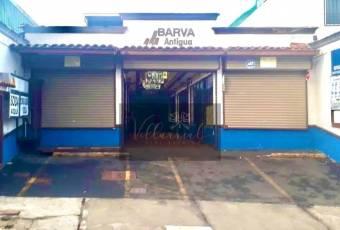 V#263 Céntrico Centro Comercial en Venta/Heredia