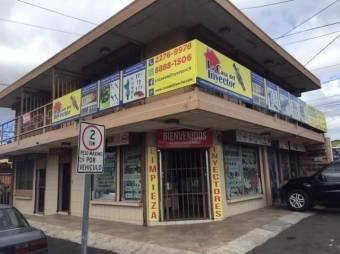 Excelente Local comercial en SanAntonio, En Venta.  CG-21-1621, $ 325,000, 1, San José, Desamparados