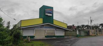 Excelente Local comercial en Guápiles Centro, En Venta.  CG-21-2476, $ 1,000,000, 1, Limón, Pococí
