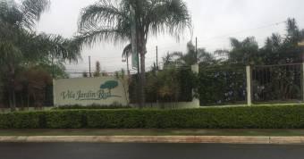 PAD003 Condominio Jardín Real en La Guácima, 100% financiado sin Gastos