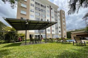 Se alquila bello apartamento en Alajuela. 21-1829