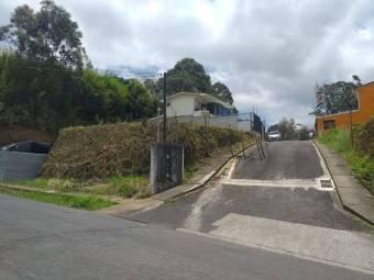 Lote en venta en Montes de Oca, San José. RAH 22-176