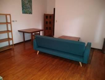 Apartamento alquiler en Pozos de Santa Ana, amoblado. 3399748