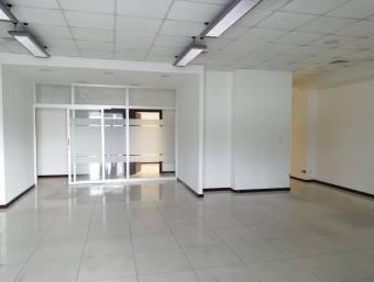 Oficina en alquiler en Moravia, exposición comercial, codigo 2717362