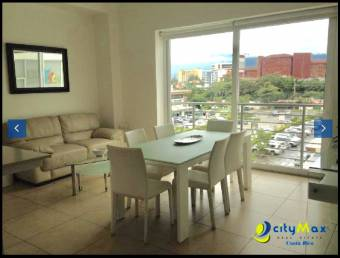 CityMax alquila apartamento en Distrito 4 en Guachipelín Escazú