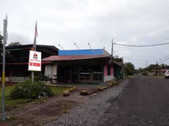 CG-20-1309.  Local Comercial  en Venta.  En Guápiles. , $ 248,000, 5, Limón, Pococí