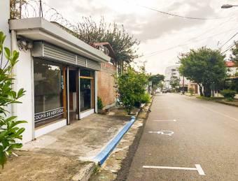Alquiler de local comercial en Barrio Escalante