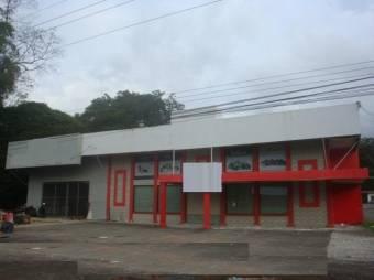 CG-20-824.  Excelente Local Comercial en Alquiler.  En Guápiles.