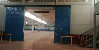 Se vende Bodega Industrial en Cartago