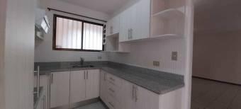 se alquila espacioso apartamento en barrio escalante 20-2159