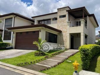 Alquilo casa condominio Francosta Barreal Heredia #235