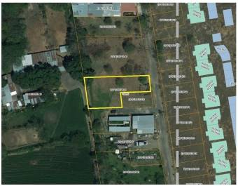 High Density Residential lot for sale 1 km to Radial El Coyol and Free Zone