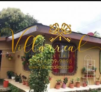V#308 Acogedora Casa en Venta/Alajuela