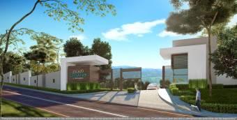 ¡Vivir en Escazú sí es posible en Escazú Urbano! ¡Casas de 3 habitaciones en condominio desde $162K