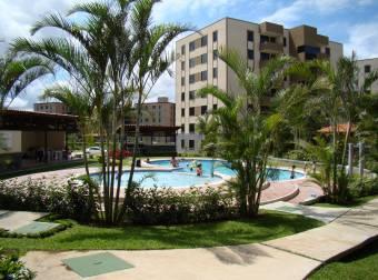Alquiler de apartamento en condominio Bosque Real (Concasa)