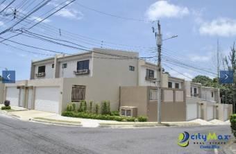 CityMax vende casa para estrenar en Guayabos Curridabat