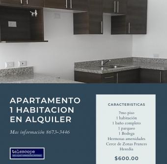 Apartamento de una Habitación cerca de UltaPark 2 y Amazon