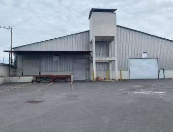 Alquiler bodega Tibas industrial 1.100m2 (B-1377)