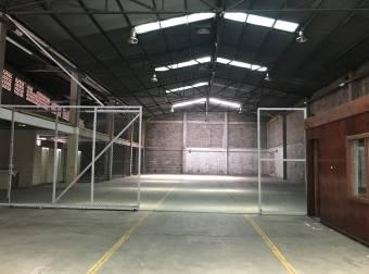 Alquiler Bodega Uruca industrial 1085 m2  (B-1173)