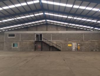 Alquiler bodega Uruca 3.310m2 a $22.345 industrial (B-1191)