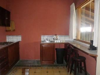 se renta agradable apartamento en San Antonio de  Escazu 19-1063