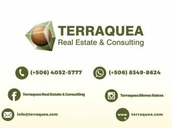 TERRAQUEA Amplia Casa de 2 niveles, ubicación estrategica, precio negociable