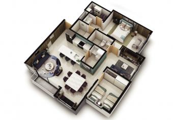 TERRAQUEA Espectacular Proyecto de Apartamentos en PRE VENTA