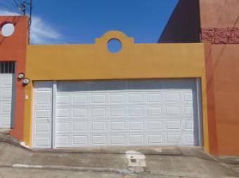 Venta bella casa en San Rafael Arriba, Desamparados. #19-1462
