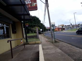 HEREDIA SAN FRANCISCO VENDO LICORERA CON CASA, $ 420,000, 2, Heredia, Heredia