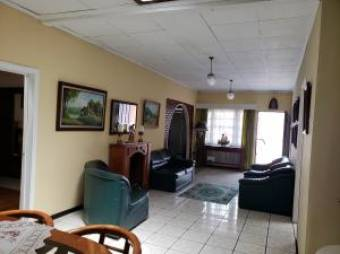 Venta propiedad con estupenda ubicación en Heredia Centro (uso suelo mixto) #19-1399