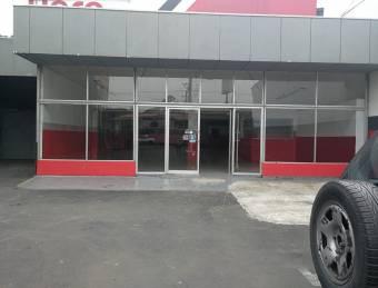 LOCAL  ALTAMENTE ESTRATEGICO,La Uruca, Contiguo a Central de Mangueras