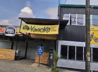 Se Vende Local Comercial en muy buen Punto con Amplio Parqueo., ₡ 365,000,000, 9, Alajuela, San Carlos