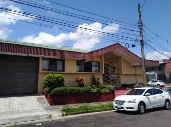 SE VENDE PROPIEDAD COMERCIAL PARA OFICINAS O CONSULTORIOS EN ROHRMOSER, $ 275,000, 2.5, San José, San José