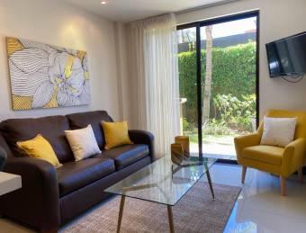 V#495 Precioso Apartamento Amueblado en Alquiler/Condominio Montesol.