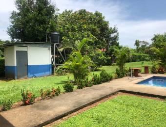 hermosa quinta para vivir vacacionar en San Mateo de Alajuela