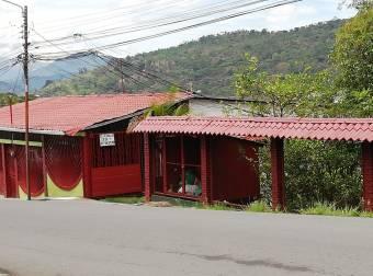 Aserri, Propiedad con  casas y locales comerciales corazón del Cantón. Uso de suelo Mixto., $ 2,700,000, 5, San José, Aserri