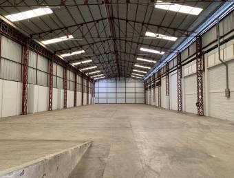 Alquiler bodega Tibás industrial 1.018m2 (B-1374)