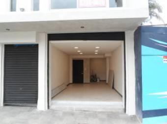 Alquiler local comercial a estrenar en Ba. Otoya. #18-720