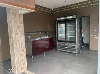 Alquiler local Heredia para restaurante o cafetería (L-4462)