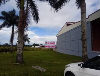 Ideal para cualquier negocio excelente Lote en Guapiles sobre la 32 CG 19-729