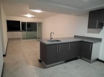 Alquiler apartamento Uruca 3 cuartos  linea blanca $1.300 (AV-2286)