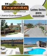 LOTES EN CONDOMINIO HACIENDA TAYACAN